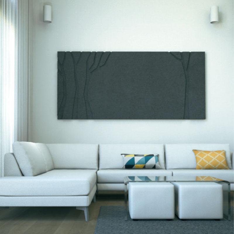 Sisustus Mariel edustukset – Innofusor: akustoverhot | seinäpaneelit | akustovalaisimet