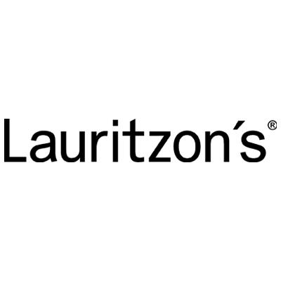 Laritzon's logo.